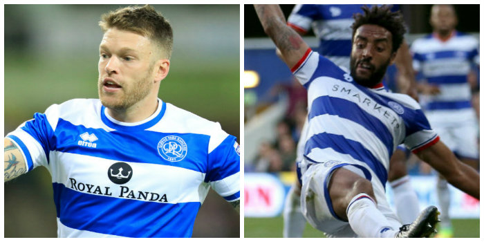 Mackie and Perch to be recalled for QPR 'send-off'