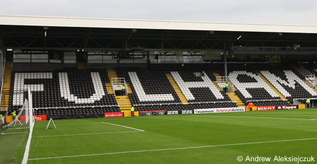 Fulham plan to expand Craven Cottage