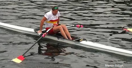 Rower Campbell considers switch