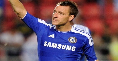Terry set to miss Champions League clash