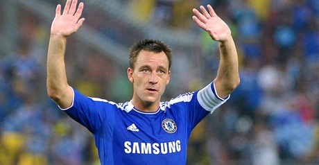 Terry 'too young' for role alongside boss