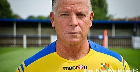 Gordon Bartlett, Wealdstone manager
