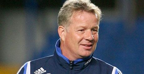 Chelsea Under-21 boss Dermot Drummy