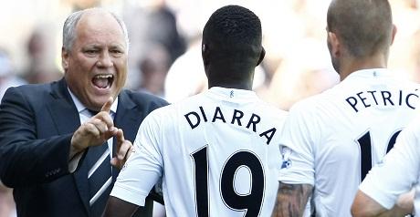 Half-time: Man Utd 3 Fulham 1