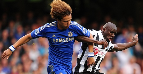 Chelsea v Newcastle in pictures