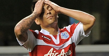 QPR boss unsure over Faurlin return