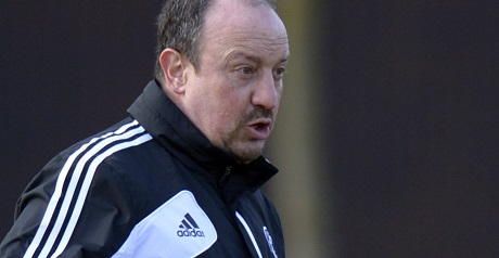 Benitez believes Lascelles will stay at Newcastle