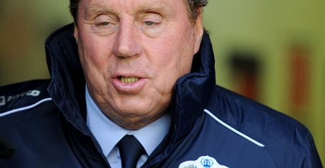 Redknapp hails QPR hero Austin after win