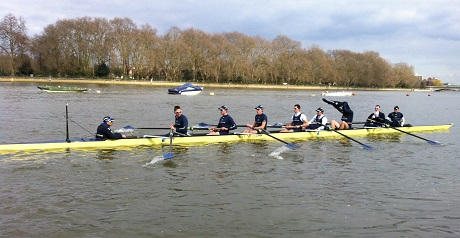 Pinsent wants 'free and open' Boat Race