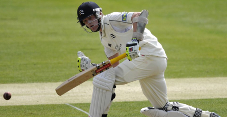 Robson holds Middlesex together in tight game