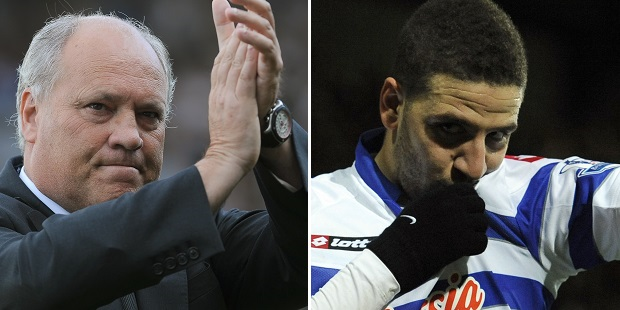 Jol confirms Taarabt is heading to Fulham