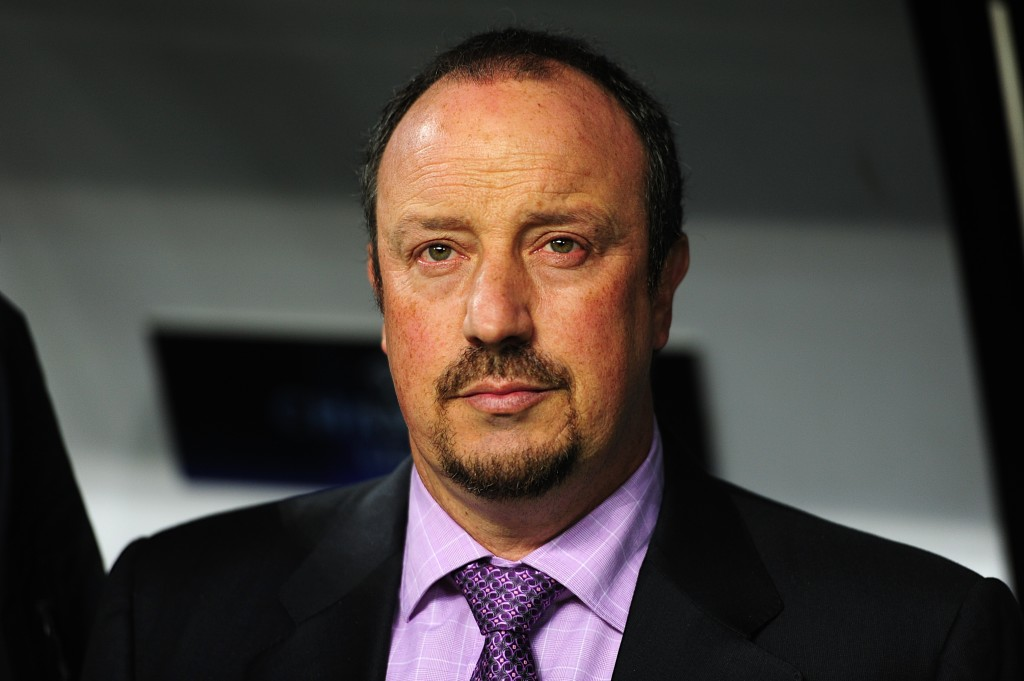 Lascelles happy at Newcastle, Benitez says