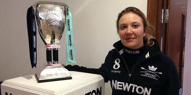 Scheske savours Women's Boat Race win
