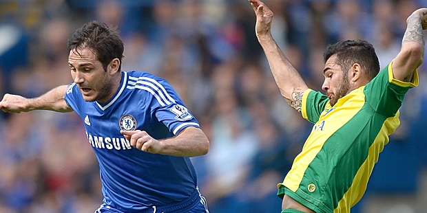 Chelsea frustrated as the Canaries cling on