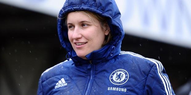 Chelsea Ladies proved grit – Hayes