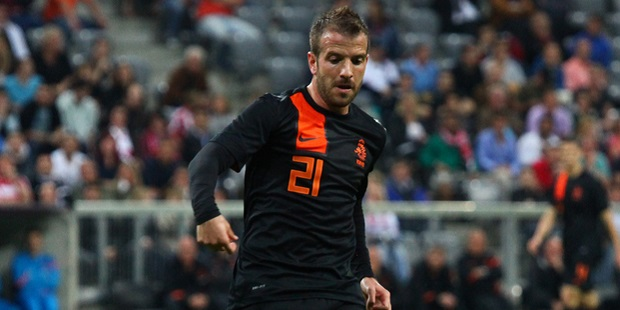 Redknapp confirms interest in Van der Vaart