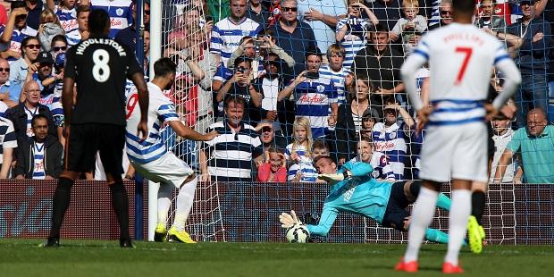 Austin misses penalty as Rangers are beaten