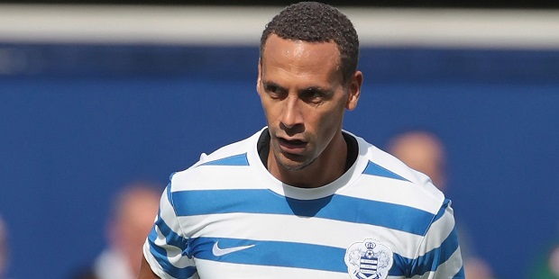 Ferdinand played well but was at fault for Hull's goal