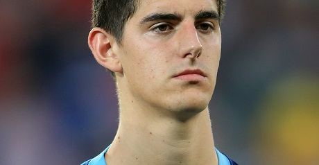 Courtois passed fit to return for Chelsea