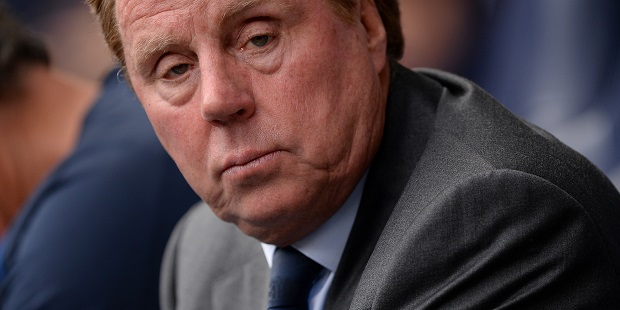 Redknapp had said he as confident Remy would not leave shortly before the deadline