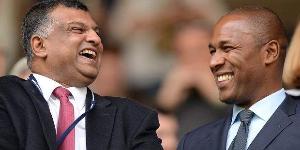 QPR set to confirm Les Ferdinand's return