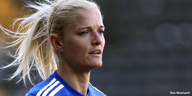 Chapman earns win for Chelsea Ladies