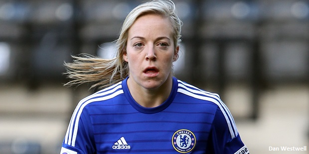 England call for Chelsea Ladies star