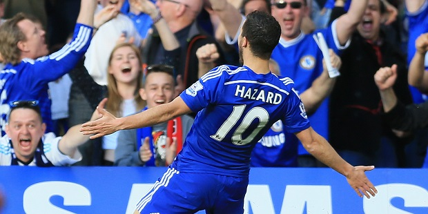 Hazard was outstanding last season but has been criticised this term