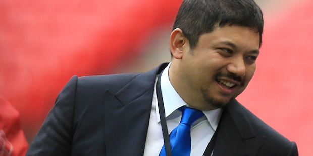 QPR co-chairman Ruben Gnanalingam