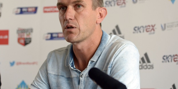 Dijkhuizen saw his team dismantled by Oxford at Griffin Park