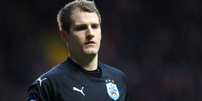 QPR goalkeeper Alex Smithies
