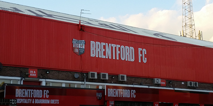 Brentford: Griffin Park