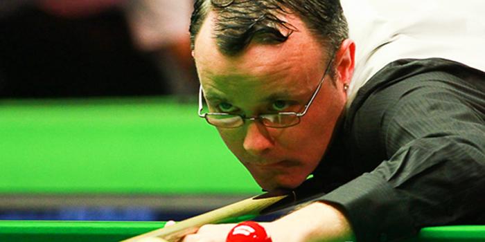 Martin Gould at the 2015 UK Championship.