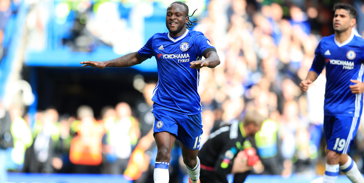 Chelsea's Moses on loan to Fenerbahce through mid