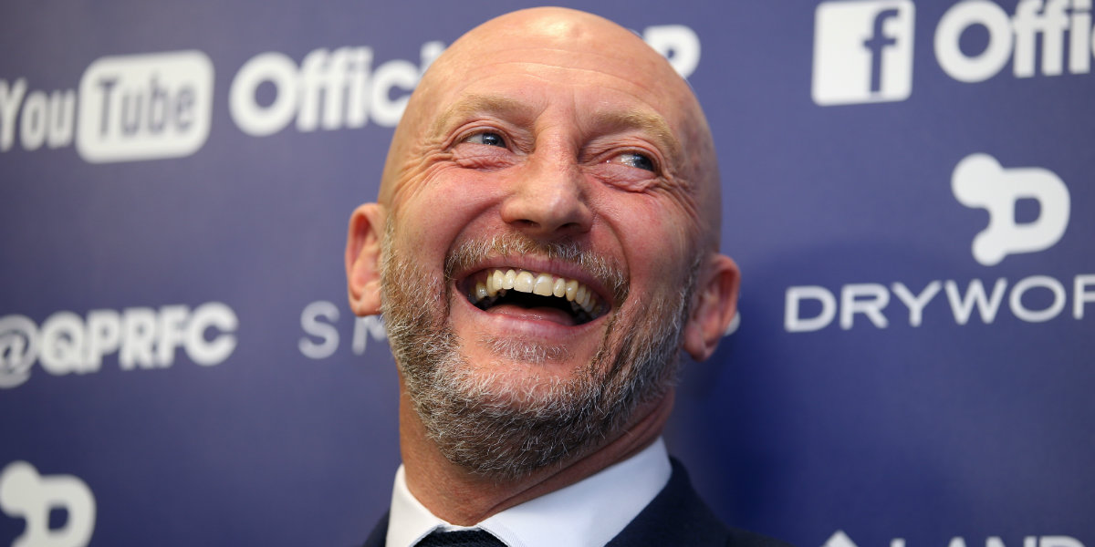 Holloway is back in charge at Loftus Road