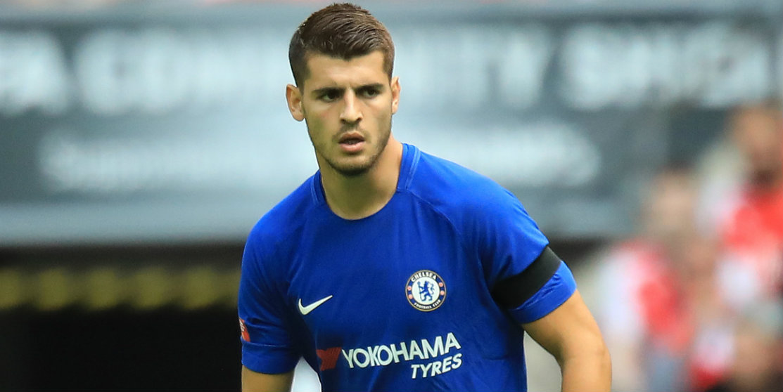 Chelsea v Arsenal: Stats show Morata is more productive than Gunners star