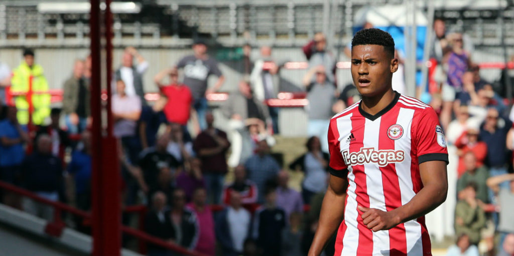 Crystal Palace interested in Brentford's Watkins