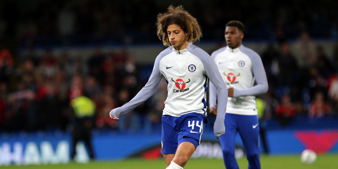 Chelsea: Ethan Ampadu