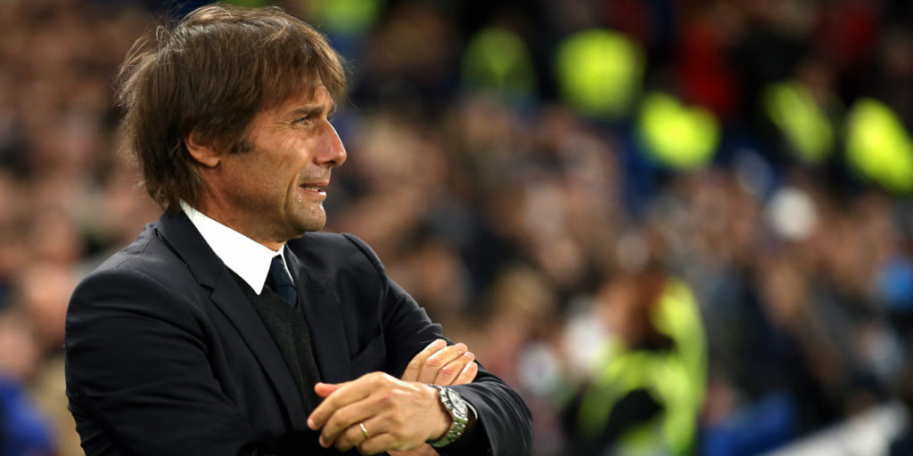 Conte shrugs off reports linking him with PSG