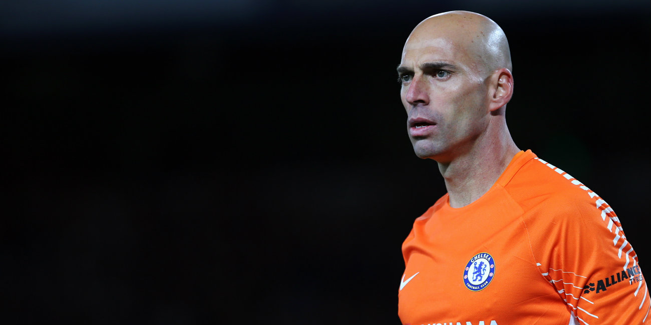 Keeper Caballero given new Chelsea contract