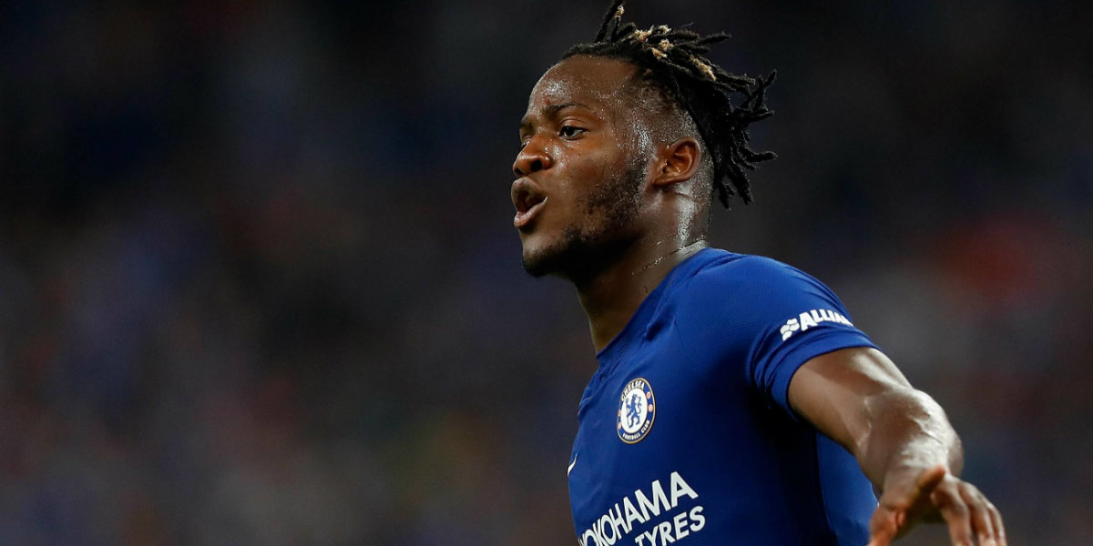 Batshuayi moves to Palace on loan