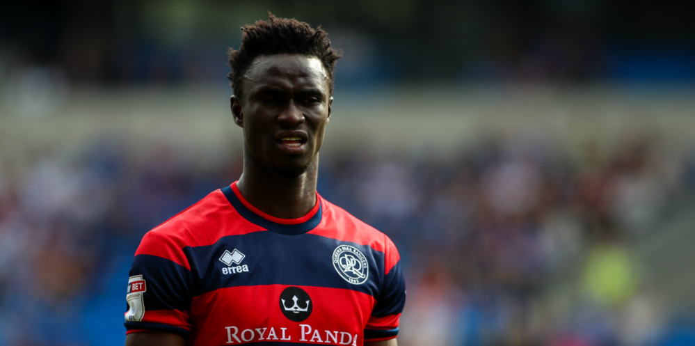 QPR striker Sylla lined up for return to action