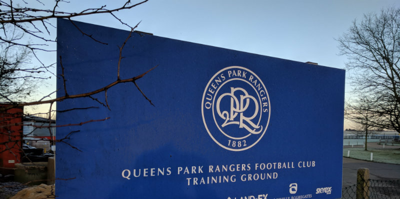 QPR: Harlington training ground