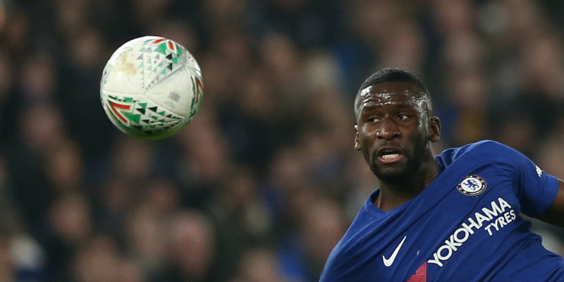 Lampard keen for Rudiger to take on leadership role