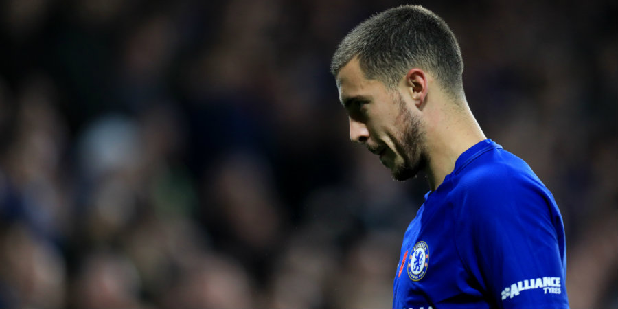 Hazard: Chelsea need to be more attacking