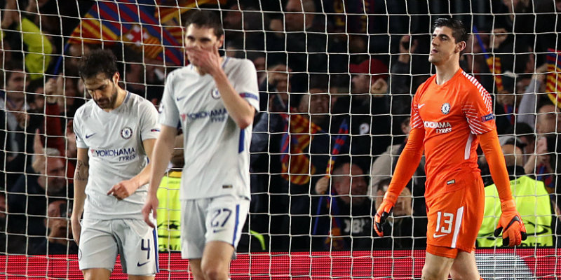 Barcelona v Chelsea player ratings