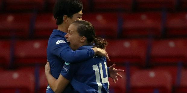 Chelsea Ladies reach Champions League semi-finals