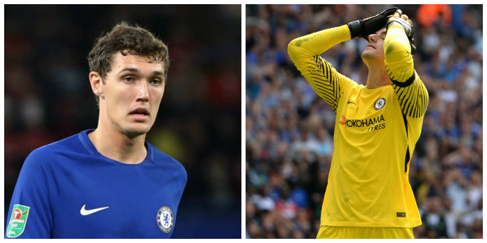 Chelsea duo could miss Spurs clash