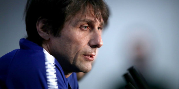 Conte calls for patience after Chelsea defeat
