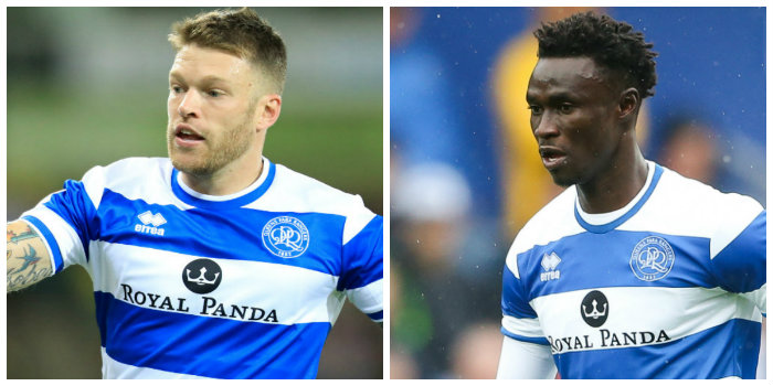 Mackie and Sylla return to action